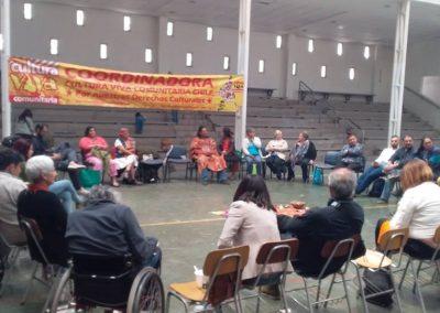 Se realizaron los Círculos de la Palabra en Chile
