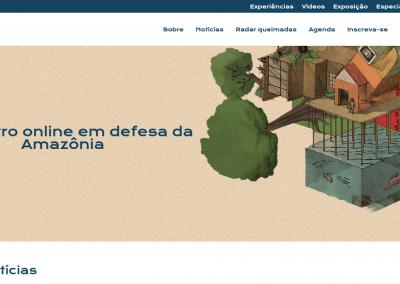 Casa Ninja Amazônia