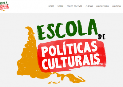 Escola de Políticas Culturais