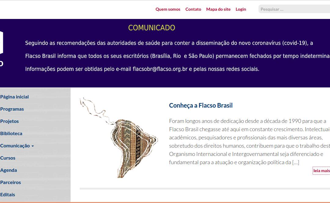 FLACSO Brasil
